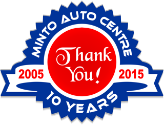 10 years of Minto Auto Centre