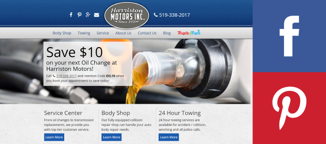 Following Minto Auto Centre Online