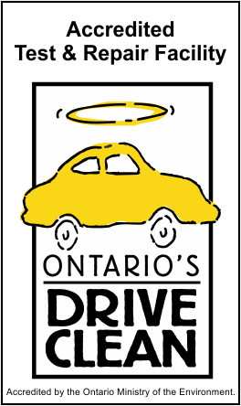 Ontario Drive Clean Accredited Facility